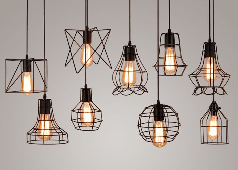 Edison Lighting Fixtures